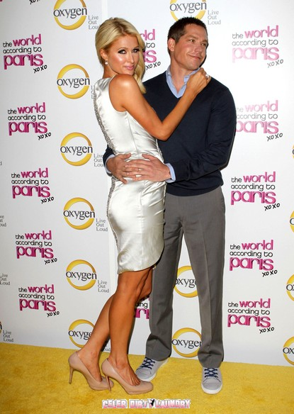 Have No Fear - Paris Hilton And Cy Waits Still Here... Together