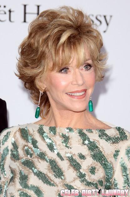 Jane Fonda Collapses In New Health Scare
