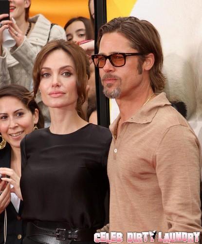 Brad Pitt & Angelina Jolie Are Like Prisoners!