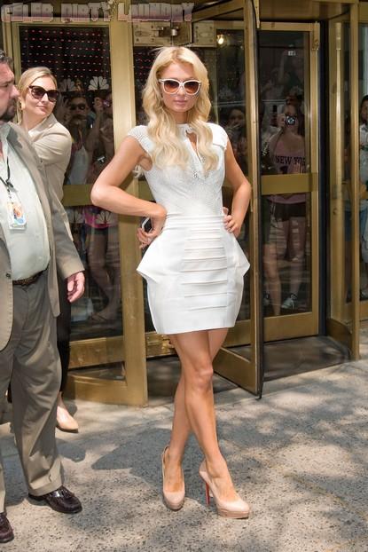 Paris Hilton Blames Network For Poor Reality Show Ratings
