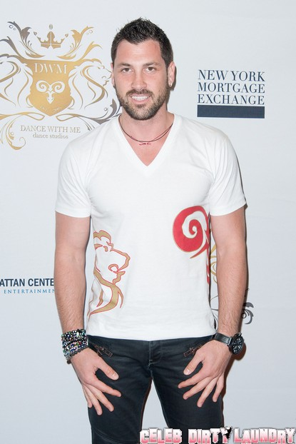 Maksim Maksim Chmerkovskiy Still Indecisive About Sticking With Dancing with the Stars