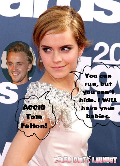 Emma Watson's First Crush Was? Guess Who!