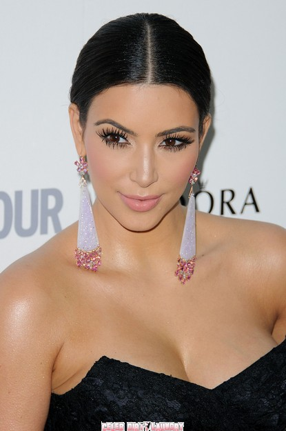 Kim Kardashian Tells Bret Lockett Shut The F*?! Up Or Be Sued!