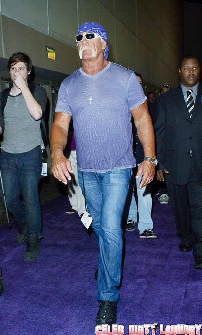 Hulk Hogan Accused Of Being A Wife-Swapping Cocaine Head