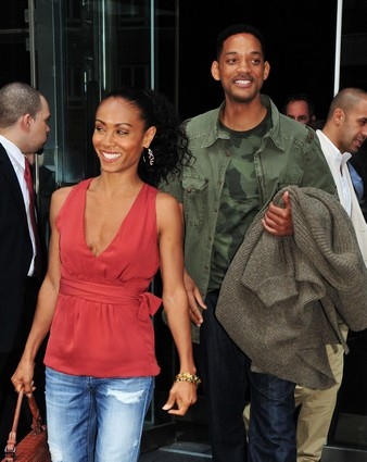 Jada Pinkett Smith and Marc Anthony Rumors Continue to Swirl