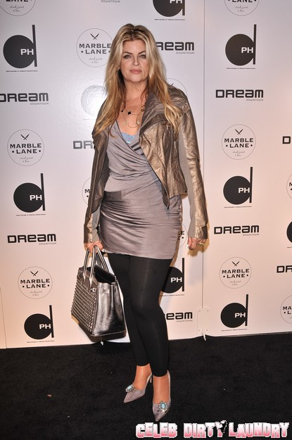 Kirstie Alley Is Still Delusional About Her Size
