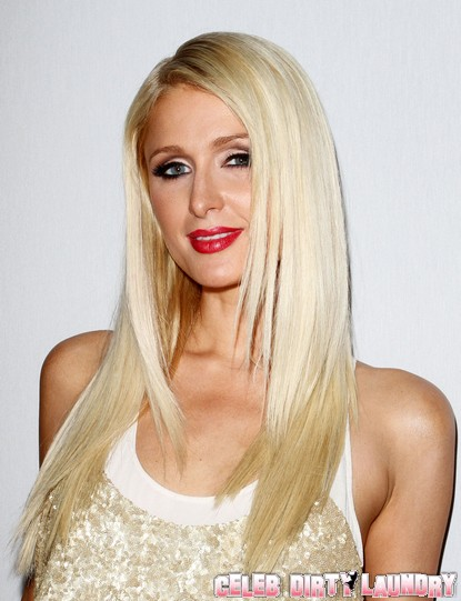 Paris Hilton & Cy Waits To Remain Friends