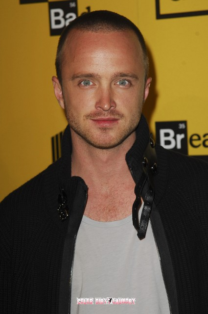 Breaking Bad Back 'Crazy And Dark' According To Aaron Paul