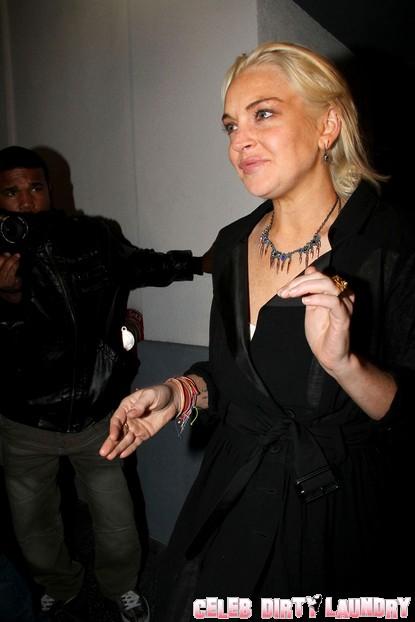 Lindsay Lohan Upset At 'Black Swan' Snub