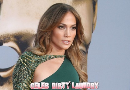 Jennifer Lopez Spent The Day With Estranged Husband, Marc Anthony
