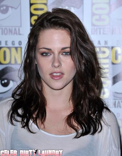 Kristen Stewart Impressed Talent Agent With Jewish Song As A Child