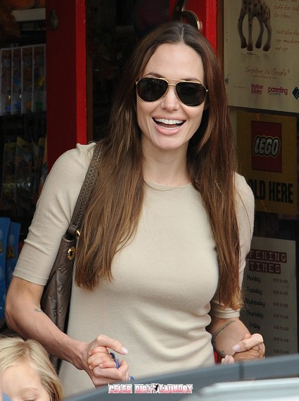 Interview With Angelina Jolie - Secrets Revealed