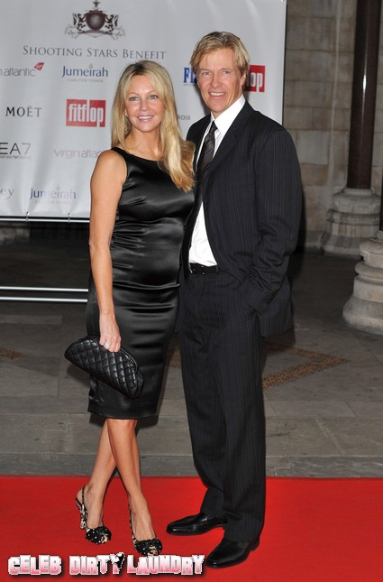 Heather Locklear Is Engaged To Jack Wagner