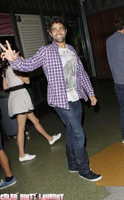 Adrian Grenier Is Okay Not Being Vincent Chase