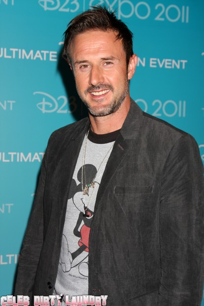 David Arquette Signs On For Dancing With The Stars