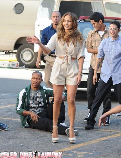 Jennifer Lopez Tattles On Fellow Judges At American Idol