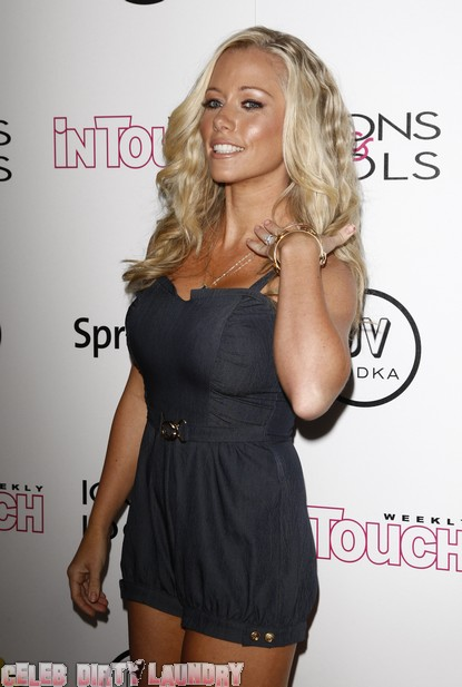 Kendra Wilkinson Happy Crystal Harris Dumped Hugh Hefner