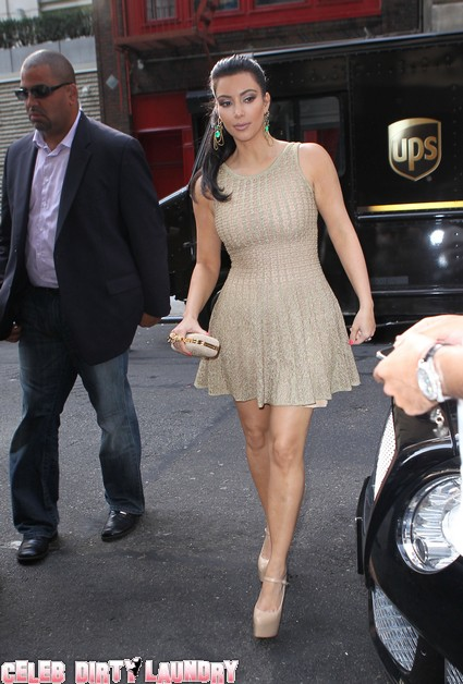 Kim Kardashian Blames Fame and Success for Her Being Childless