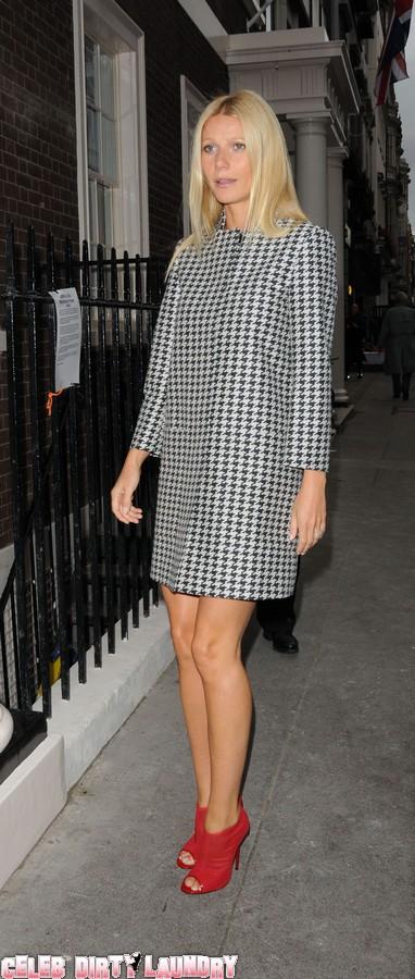 Gwyneth Paltrow Is A Sex Addict