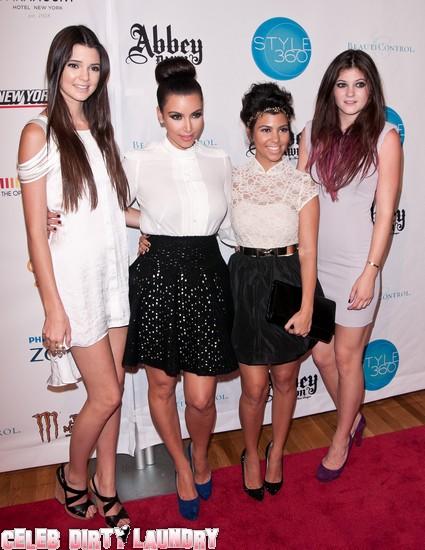 Kim Kardashian's Sisters Think Kris Humphries Is A Weird, Big Clumsy Oaf