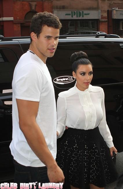 The Honeymoon Is Over For Kim Kardashian and Kris Humphries