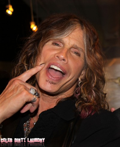 Does Bathroom Fall Say That Steven Tyler Was Inebriated?