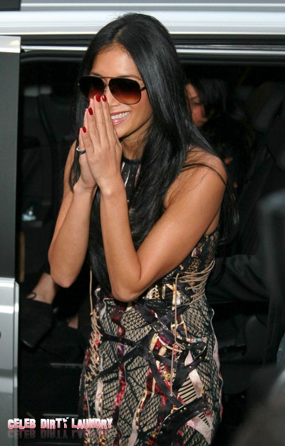 Nicole Scherzinger's Says 'No' To Surprise Marriage Proposal On  America's 'The X Factor' (Video)