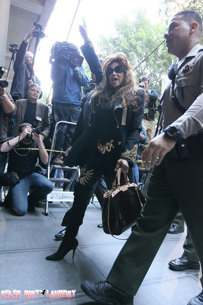La Toya Jackson: Michael Jackson's Presence Was In The Courtroom Today