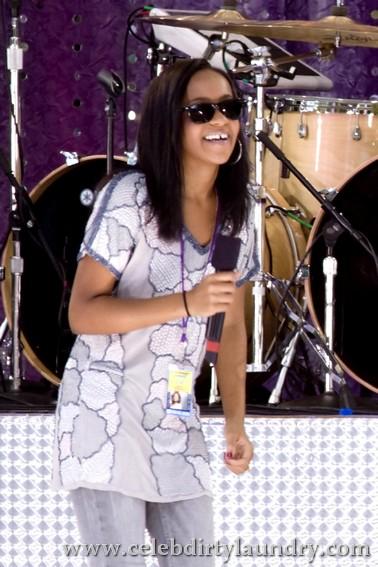 Wayward Daughter Of Whitney Houston And Bobby Brown - Bobbi Kristina Headed For Reality TV