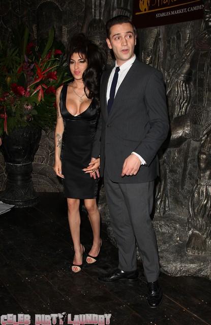 Amy Winehouse Was Ready To Marry Reg Traviss