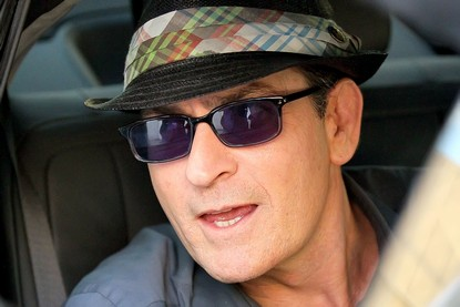 Charlie Sheen Hospitalized After Wild Partying!