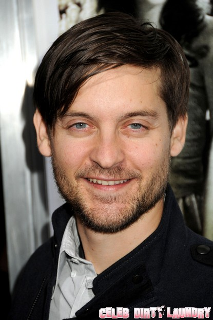 Tobey Maguire Lost Money In Poker Games