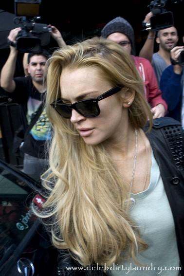Lindsay Lohan Claims She Is The Victim - Again