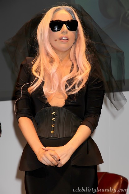 Lady Gaga Has A Coke Problem?
