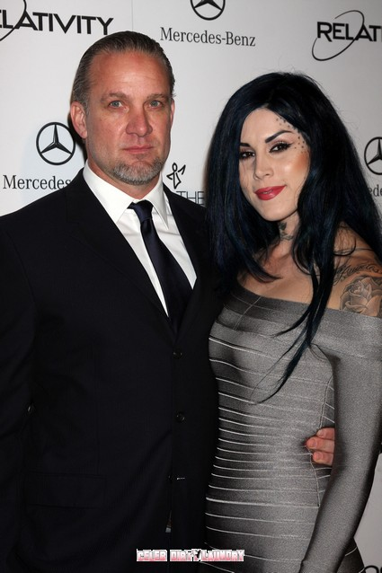 Jesse James Dumped By Kat Von D - Sandra Bullock Has Revenge