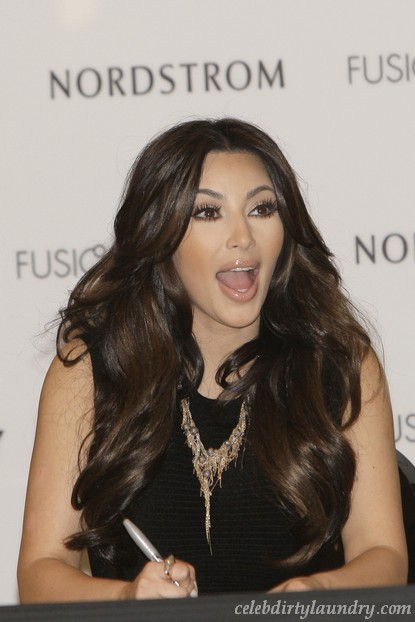 Kim Kardashian Is Not Ready For Babies