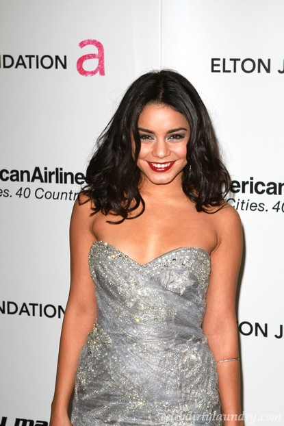 Vanessa Hudgens Angry Over Nude Photo Leak