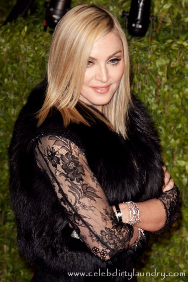 Another Stalker Tries To Break Into Madonna's Home