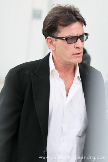 Charlie Sheen Trashes Co-Star Jon Cryer And Wants To Box Dr. Drew Pinsky