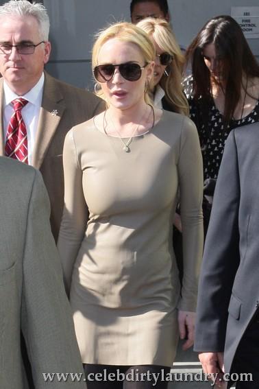 Lindsay Lohan's Next Role is A Zombie?