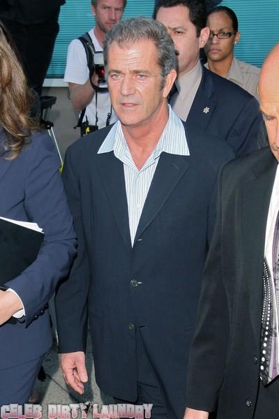 Mel Gibson & Oksana Grigorieva Settlement Hits A Snag