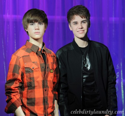 Justin Bieber Causes Dilemma For Wax Makers By Changing His Style