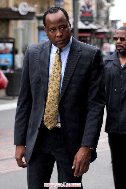 Dr. Conrad Murray Insists He Is Innocent - Will Not Accept Plea Bargain