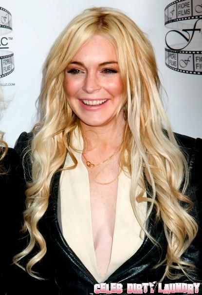 Lindsay Lohan Pays $1,180 Speaker Installation Bill