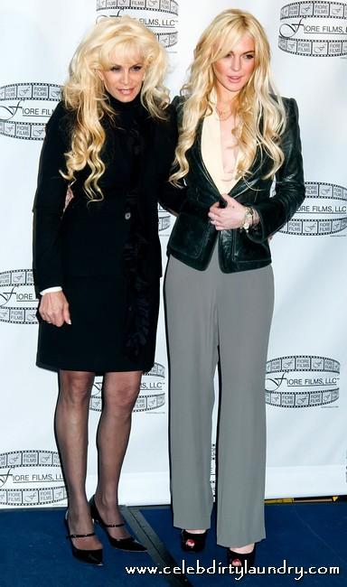 Lindsay Lohan Has Lost 'Gotti' Role