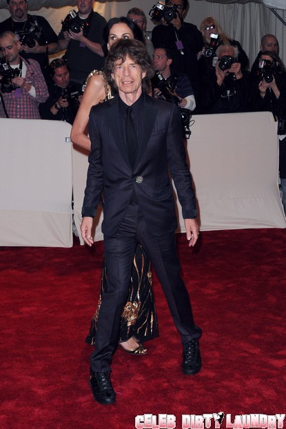 Mick Jagger Forms New Band Called 'Super Heavy'