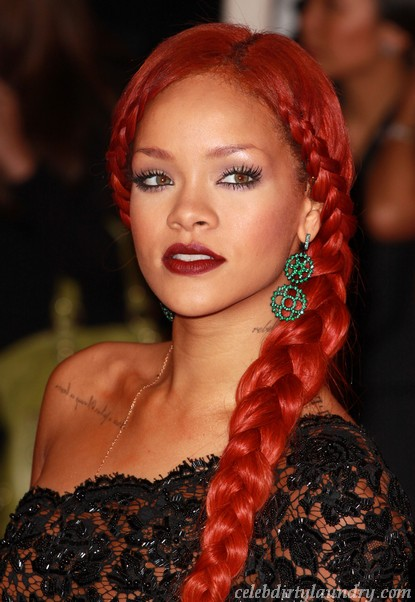 Rihanna Enjoys Being Single!