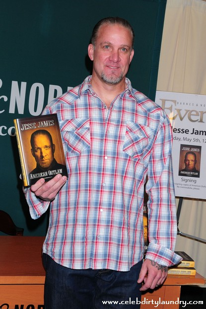 Jesse James Gets It Right Says 'People Won't Be Happy Till He Disappears'