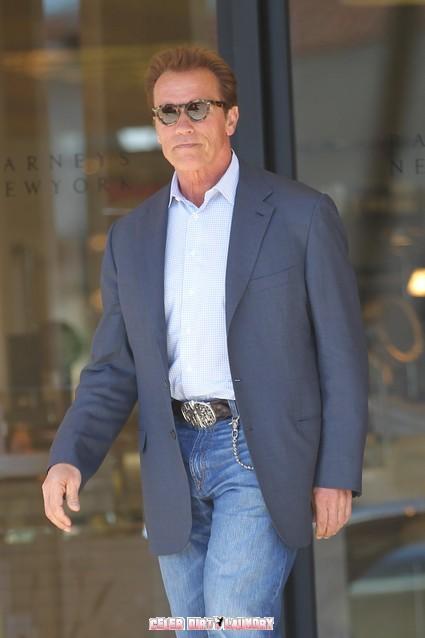 Oprah Advised Maria Shriver To Leave Arnold Schwarzeneggar - Arnie Wants Revenge!