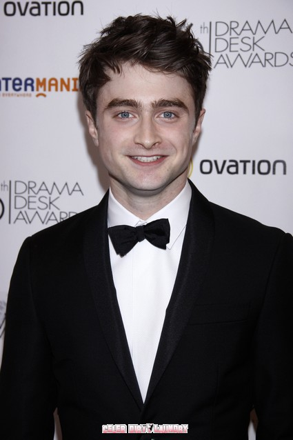 Harry Potter Star Daniel Radcliffe Battles The Booze In Real Life Struggle